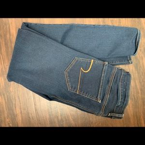 American Eagle Skinny Jegging Jeans